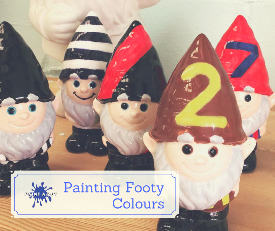 paint footy colours