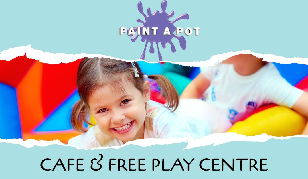Coffee, Creativity and a Free Indoor Play Centre…