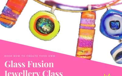 Glass Fusion Jewellery Class – It's Back!