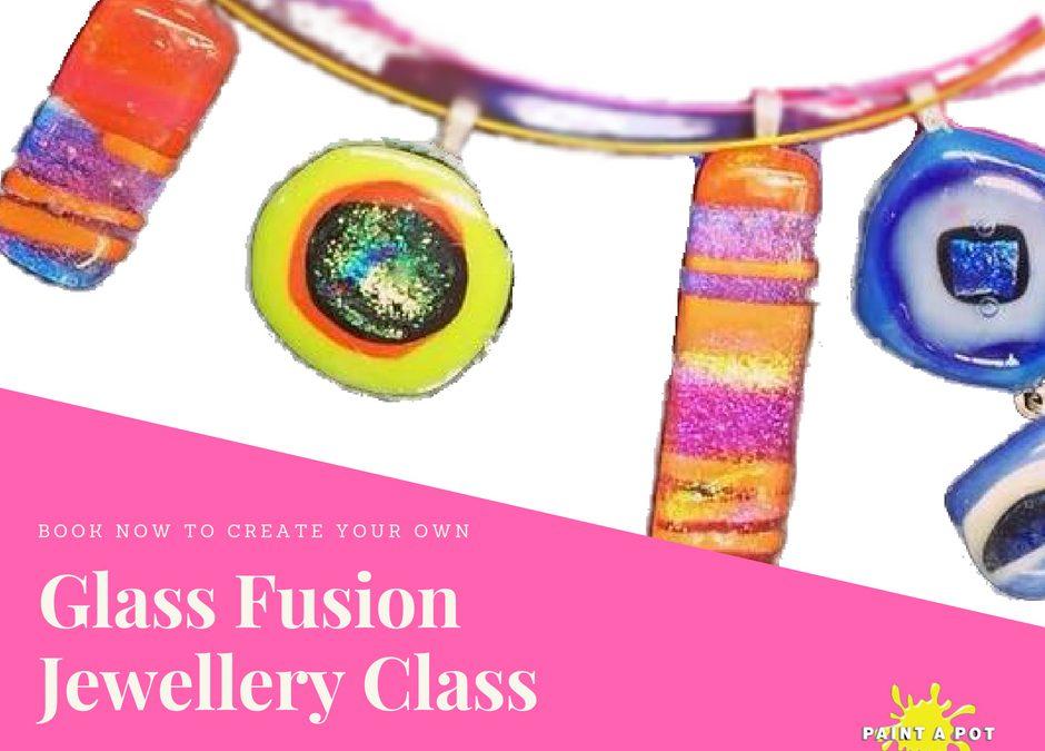 Glass Fusion Jewellery Class – It's Back!