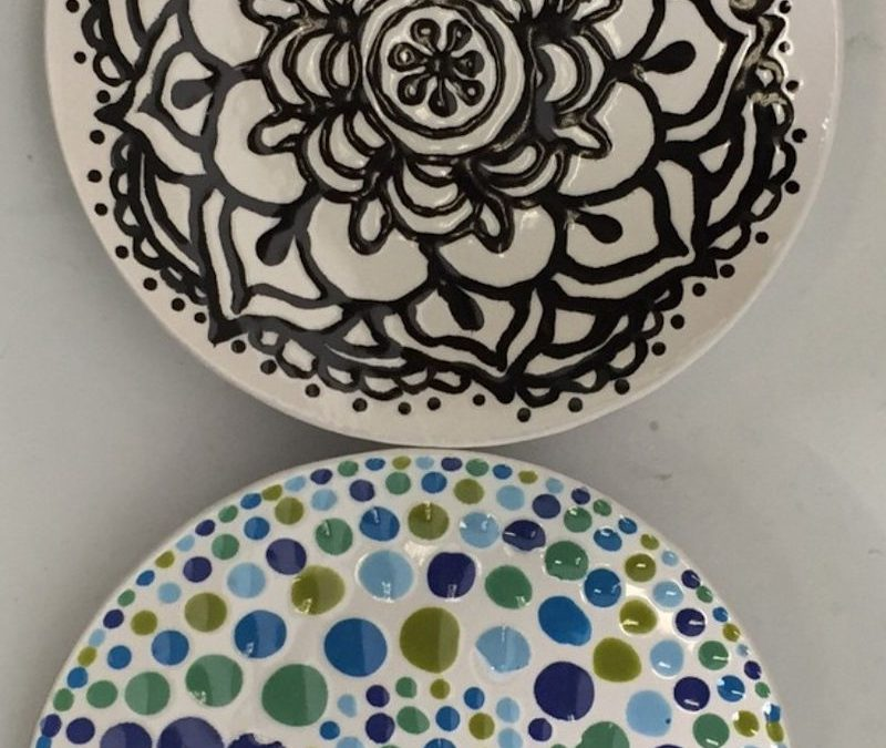 Decorate Vases and Bowls – Dress Up Your Home!