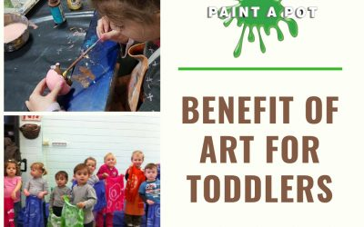 The Benefit of Art for Toddlers