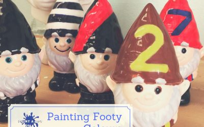 Painting Footy Colours this September