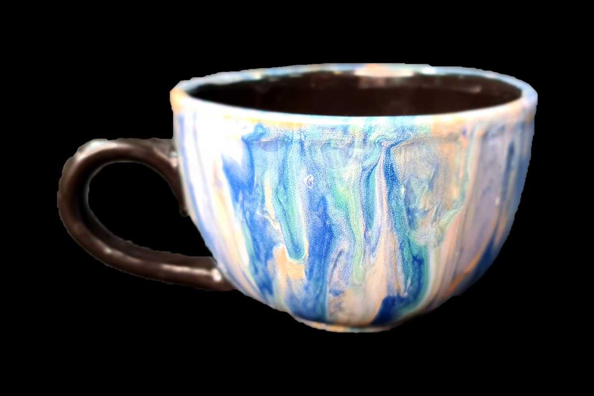Paint a Pot Studios - Pottery & Ceramics - Underglaze Pour