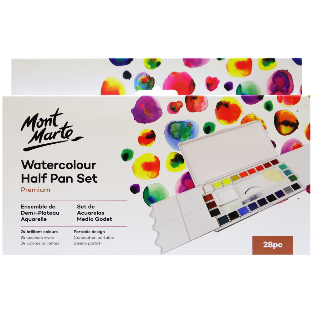 Paint a Pot Studios - Online Store - Watercolour Paint